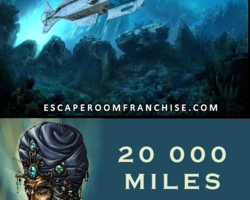 20 000 miles under the sea
