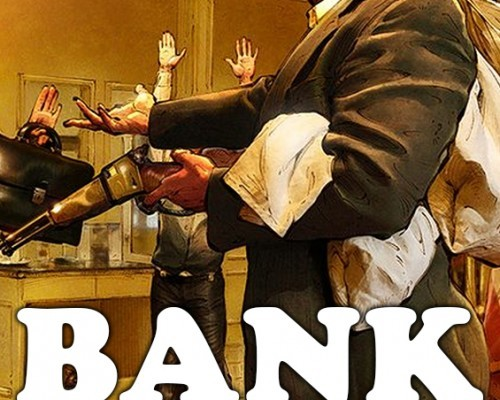 Bank Robbery Room