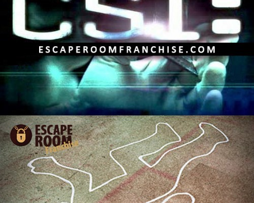CSI Escape Room