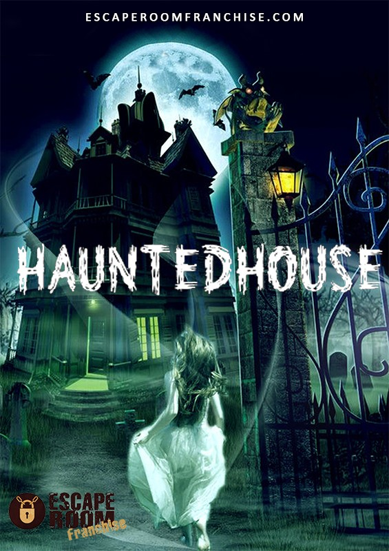 Haunted House Escape Room Ideas