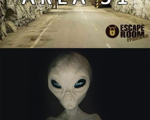 Area 51 Room