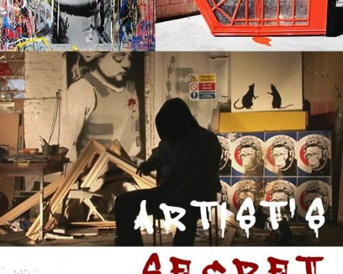 Artist's secret Room