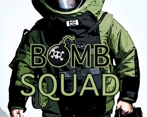 Bomb Squad Room
