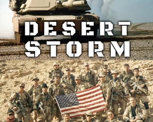 Desert Storm Room