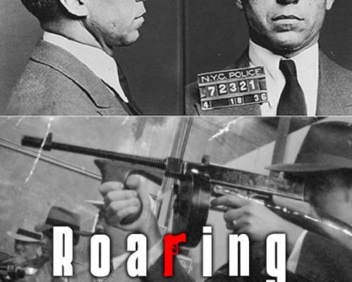 Roaring 20's Mobsters