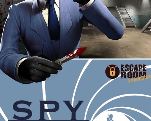 Spy Story Room