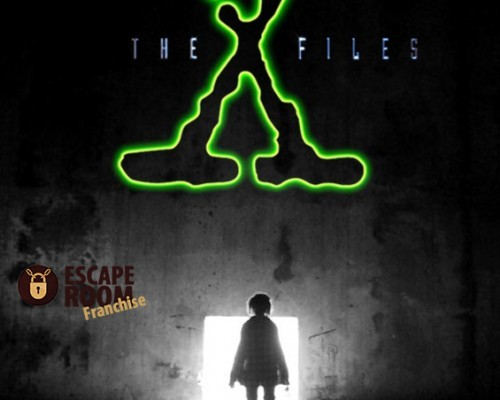 The X Files Escape Room