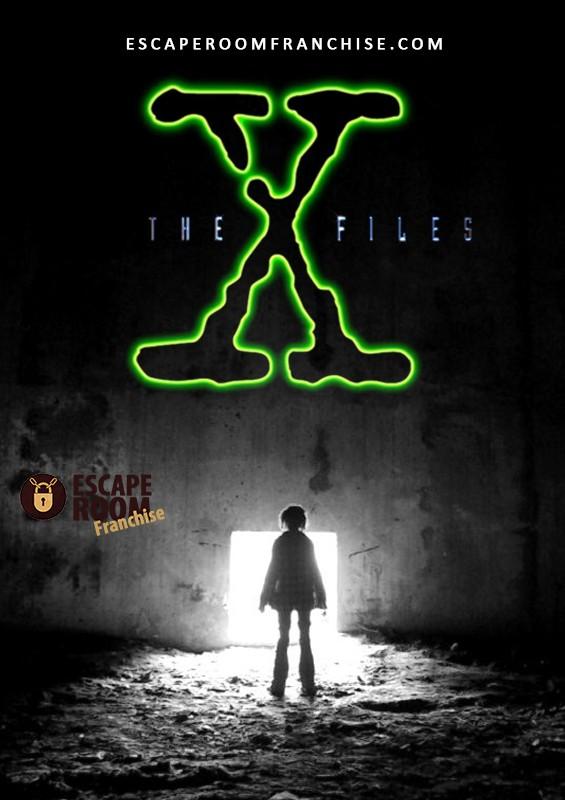 The X Files Escape Room