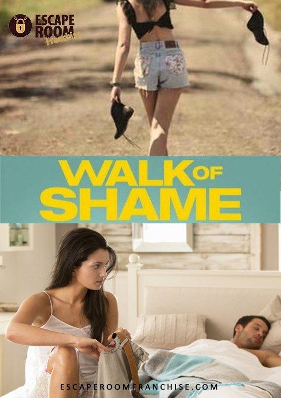 Walk of Shame Escape Room