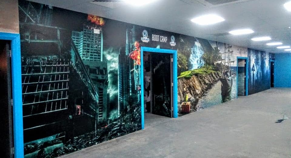 More than Escape Games – New Ideas for a new Business
